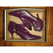 Botas Violetas Número 39