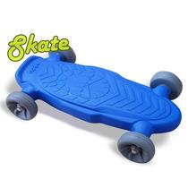 Skate Max Vegui Patineta De Plastico Irrompible P/niños