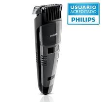 Cortabarba Philips 4050 Afeitadora Con Aspirador Recargable
