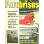 Revista Parabrisas 63 Test Pick Up Camioneta Chevrolet 1966