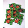 Lote De 11 Sobres Figuritas 100% Lucha - Serie Verde