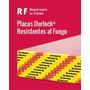 Placas De Yeso Durlock Ignifugas - Resistentes Al Fuego 12,5