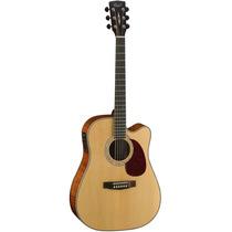 Guitarra Cort Acustica Mr-710f Bw-nscuerdas D´addario