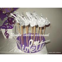Brochette Violetta Sourvenirs,para Gomitas X 20 Unidades
