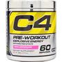 C4 Cellucor X 60 Serv - Pre Workout - Musculosya