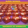 Bombones De Chocolate Por Mayor Con Y Sin Papel Metalizado