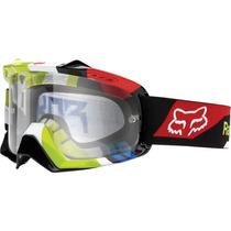 Antiparra Motocross Fox Head Airspc Intake Clear