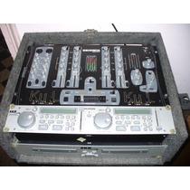 Vendo Cosola Dj Criomix Y Compactera Skp Con Anvil