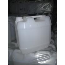 Bidones Plasticos Por 20 Litros Nuevos Virgenes X 6 Unidades