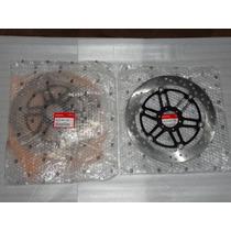 Discos Frenos Delanteros Originales Honda Cbr 1100xx Oferta