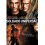 Dvd Soldado Universal 4 Van Damme / Lundgren / Scott Adkins