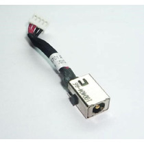 Power Jack Original Para Netbook Compaq Hp Cq10-400
