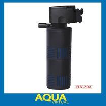 Filtro Interno Rs 703 - 1500 L/h Para Acuarios
