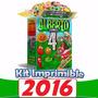 Kit Imprimible Plantas Contra Zombies Decora Fiesta Infantil