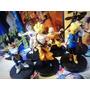 Dragon Ball Z - Set De 6 Figuras -14 Cm. Goku Vegeta Frezzer
