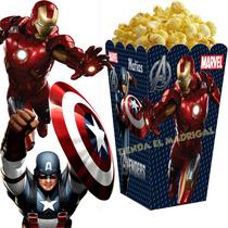 Kit Imprimible Los Vengadores Avengers Candy Bar Cumples 2x1