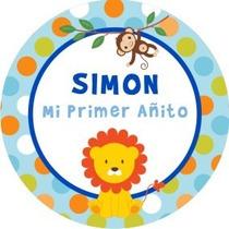 Promocion 100 Stickers Con Formas Personalizados