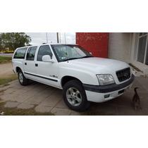 Vendo Chevrolet S10 Dlx Dob.cabina 4x4