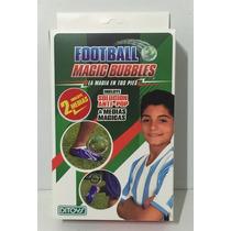Juego Magic Bubbles Football Medias Magicas Ditoys Val 1892