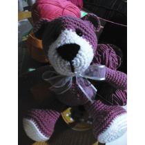 Ositos Muñeco Amigurumi Tejidos A Crochet Super Tiernos!!!