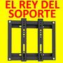 Soporte Lcd Led 19 26 32 40 Hasta 42 Fijo Vesa Extra Chato!!