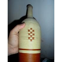 Botellas Forradas Con Hilo Encerado Por Unidad Y Por Lotes