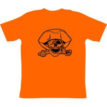 Remeras Estampadas Calavera Piratas Craneo Personalizadas !!