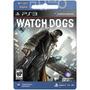 Watch Dogs Ps3 | Tarjeta Digital La Plata | Gamers For Life