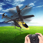 Mini Drone -2-5ch -rc- Helicopter C/luz Led