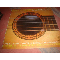 Andres Segovia - Lp Concierto Para Guitarra Y Orquesta