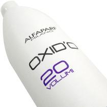 Alfaparf Agua Oxigenada 20 Vol X 1 Lt.