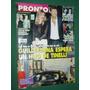 Revista Pronto 894 Lily Sullos Canosa Casan Indio Solari