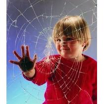 Láminas De Seguridad Para Vidrios Y Ventanas, Antivandalismo