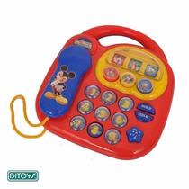 Teléfono Divertido Mickey Mejor Precio!!