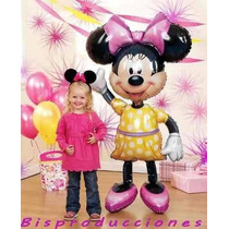Minnie O Mickey Caminante