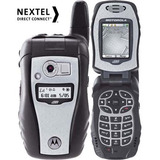 Nextel I580 Anti Explosivo De Goma Certificacion Militar Us