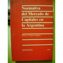 Normativa Del Mercado De Capitales En La Argentina 1992