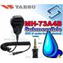 Handy Yaesu Ft-270 Microfono Palma Sumergible Mh-73a4b Orig