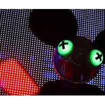 Cabeza De Deadmau5 Daft Punk Tiesto Armin Dj Fiesta Show Led