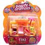 Party Animals: Playsets Ositos C/ Disfraces -minijuegosnet