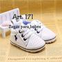 Zapatillas Para Bebes No Camminantes 0/6/12/18 Meses