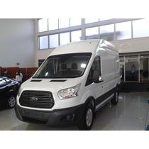 Ford Transi Furgon 2.2l Largo Y Alto Full Aire Y Dirección