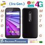 Motorola Moto G 3 Gen-liberado-dual Sim-8gb-caja Negociable
