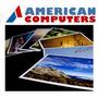 Papel Glossy A4 135 Gr Fotografico Autoadhesivo X100 Hojas