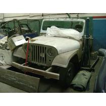 Carroceria Jeep Ika 1967 Con Papeles Y Motor