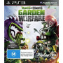 Plants Vs Zombies Garden Warfare + Extra Ps3 Tarjeta Digital