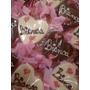 Paletas De Chocolate Souvenir Cumpleaños Dia Del Amigo Madre