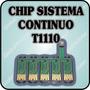 Chip De Repuesto Para Sistema Continuo Para Epson T1110