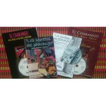 4 Métodos De Charango Con Cds Col.completa De Autor Sullivan