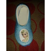 Zapatos Zapatitos Ballerina Disfraz De La Princesa Frozen!!!